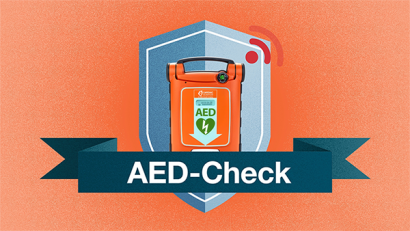 AED check